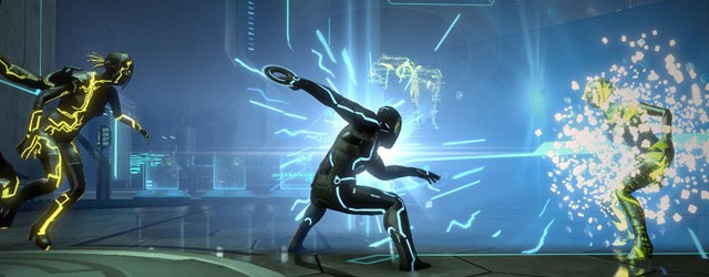 TRON: Evolution is an immersive 3rd person action-adventure game that pulls the player into the unique digital world of TRON. Gamers explore TRON's cities using the free running phenomenon Parkour,...